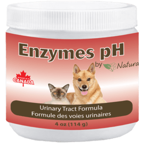 Naturalpaw Enzymes pH Urinary Tract Formula for pets