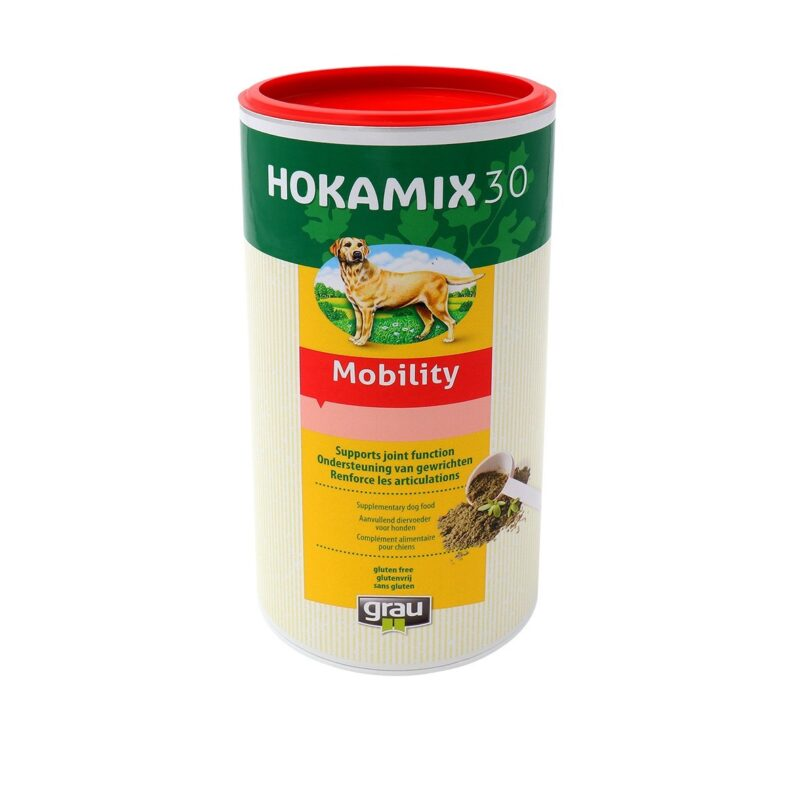 Hokamix 30 Mobility joint supplement for dogs